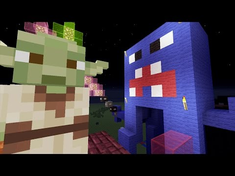 Minecraft Xbox – Building Time – Star Wars Special {13}
