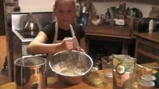Ingrid's Banana Chocolate Chip Pancakes