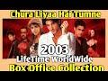CHURA LIYAA HAI TUMNE 2003 Bollywood Movie LifeTime WorldWide Box Office Collection Cast Songs