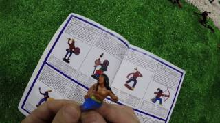 Обзор показ игра детские игрушки для детей про игрушечные  солдатики играть война как мультик тв 144
