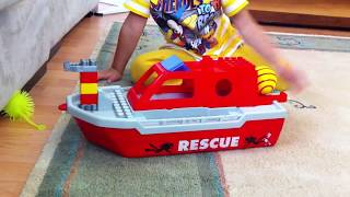 Boats And Ships For Children