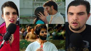 Kabir Singh – Official Trailer Reaction | Shahid Kapoor, Kiara Advani | Sandeep Reddy Vanga