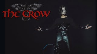 Eric Draven cosplay (The Crow 1994)