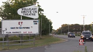 The re-birth of drive-in movie theaters