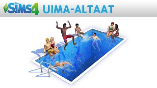 The Sims 4: Uima-altaat virallinen traileri
