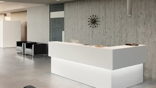 Office Reception Furniture Modern Designs<