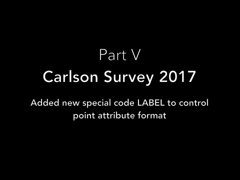Carlson Survey 2017: Part V