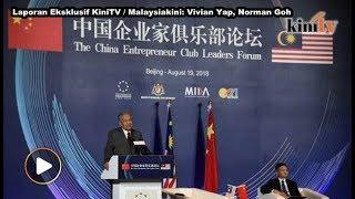 'BN korup, minta 30 peratus saham dari pelabur China untuk orang tertentu'