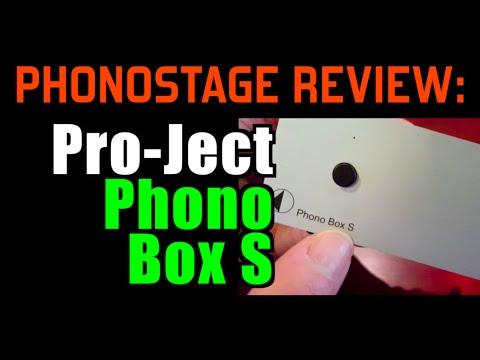 Pro-Ject Phono Box S phonostage review - mega-shootout