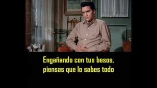 ELVIS PRESLEY - Steppin´out of line ( con subtitulos en español )  BEST SOUND