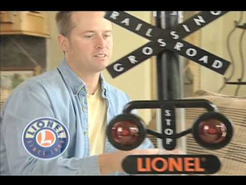 Lionel Train Crossing Bank - As Seen on TV Network