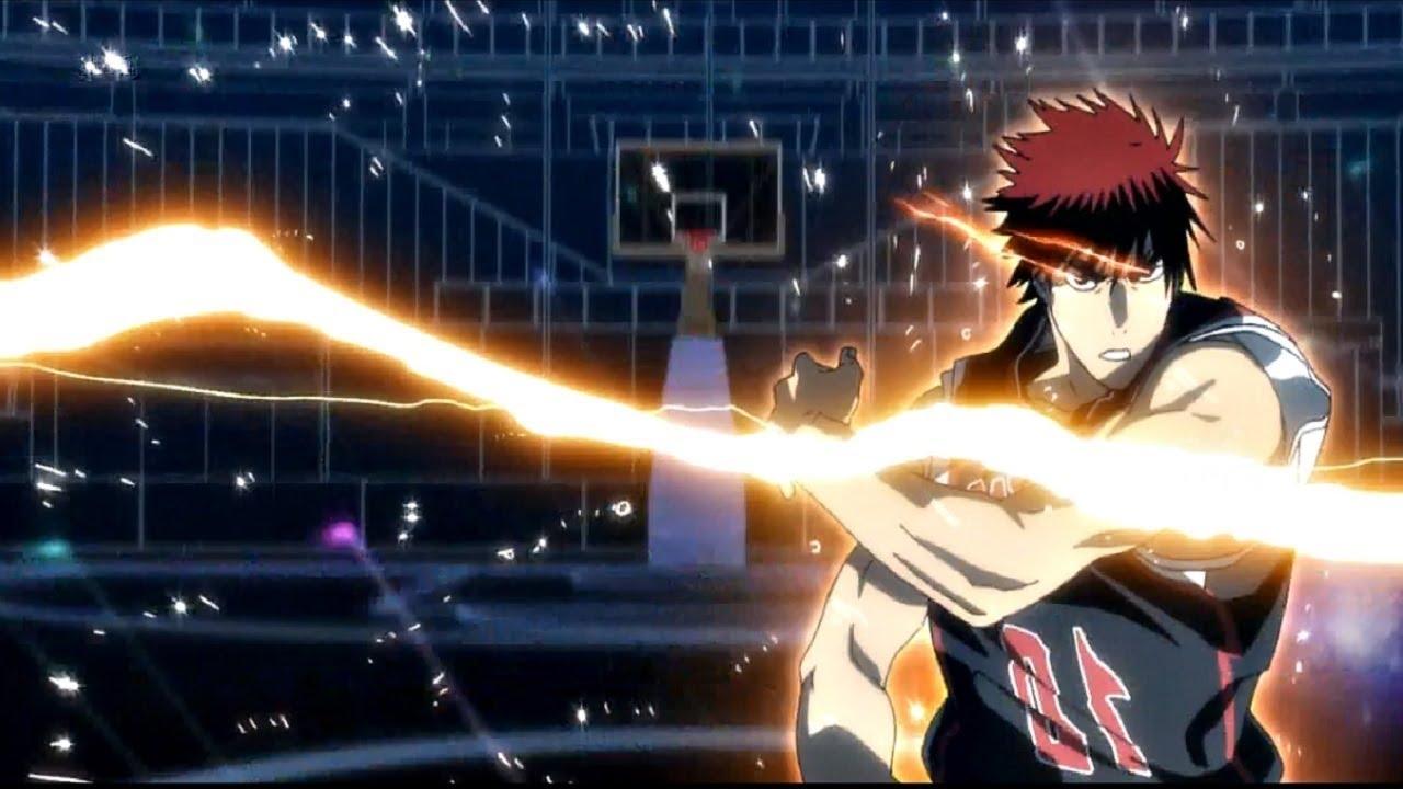 【AMV】RAKUZAN VS SEIRIN【Kuroko No Basket 3】