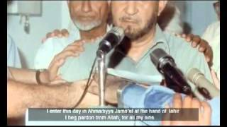 A Man of God 3-9 - Biography of Mirza Tahir Ahmad