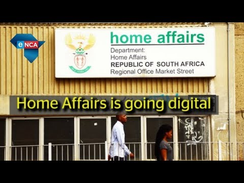 Home Affairs Is Going Digital