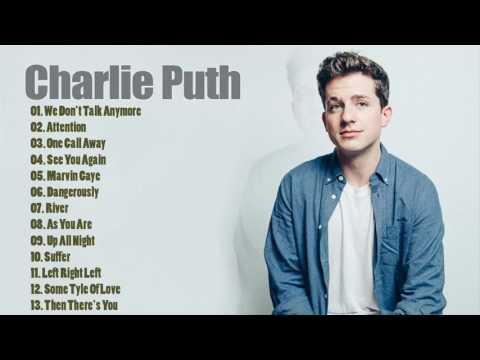 Những Bản Hit Của Charlie Puth