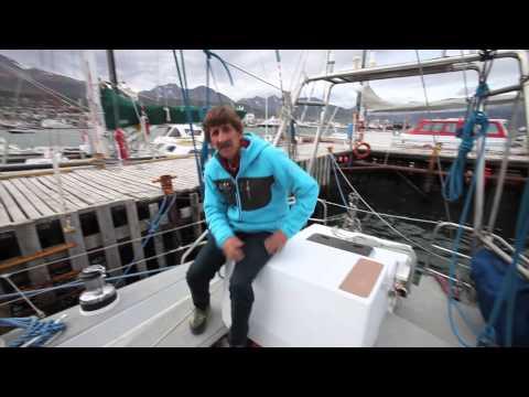 Skip Novak Storm Sailing Part 2: A tour of Skip Novak's two Pelagic expedition yachts