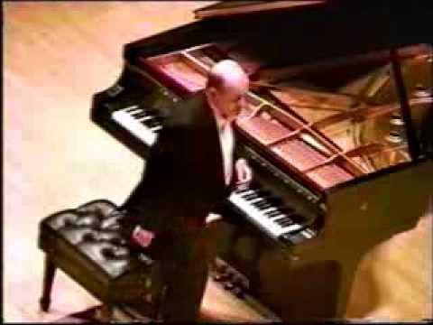 SHURA CHERKASSKY BALAKIREV ORIENTAL FANTASY ISLAMEY and FOUR ENCORES 'LIVE' 1993