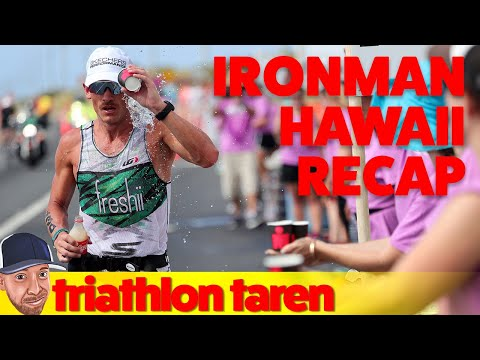Ironman Hawaii 2017 World Championship Recap Show