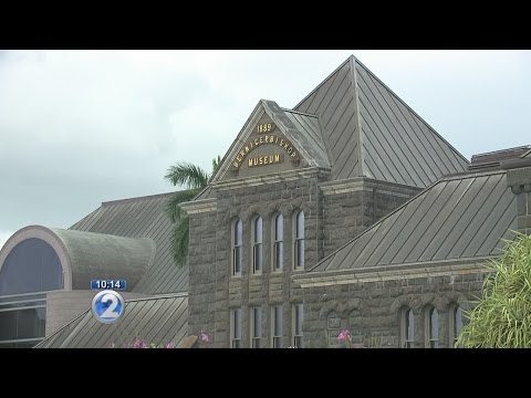 Bishop Museum to receive energy-efficiency improvements