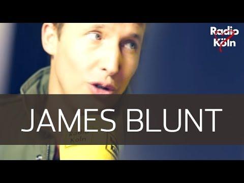 James Blunt in der Radio Köln - Photobox