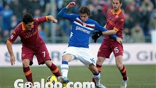 AS Roma VS Sampdoria Prediction & All Goals HD Highlights (by www.goaloo.com)