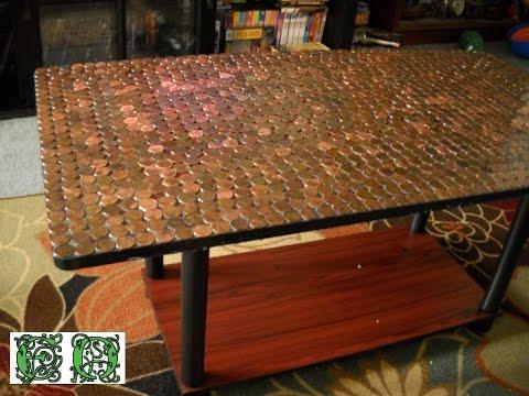 Стол для монет находки на пляже видео