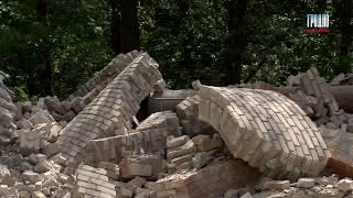 Под Гродно подорвали башню