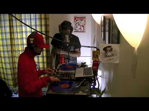 Reggae Juice special guest G-MAC from Judgement Yard