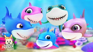 Baby Shark Dance Song for Kids | With Lyrics to Sing! Nursery Rhymes Animal Songs