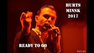 Скачать HURTS Desire Ready To Go Live Minsk 12 11 2017