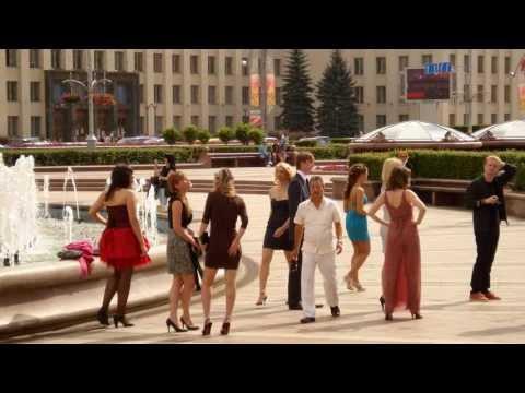 Мінск, Белару́сь - Minsk, Belarus - A Stalinist Pearl
