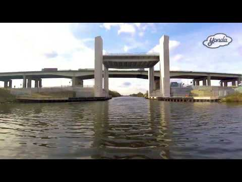 Manchester Ship Canal In 2 minutes