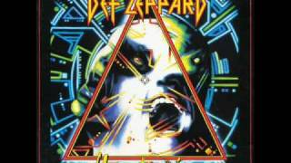 Love and affection Def Leppard