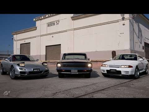 Gran Turismo Sport:Checking Out the New Cars - FD RX7, '67 Nova, Skylines & More