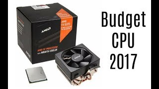 Unboxing AMD FX 8350 Black Edition - Budget CPU 2017