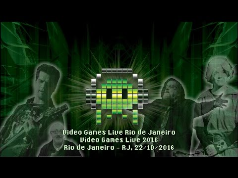 Video Games Live Rio de Janeiro - Video Games Live 2016 - 22/10/2016