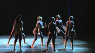 Koresh Dance Company -flowers in the rain