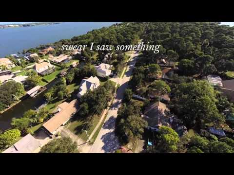 Drone standoff over Merritt Island