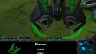 Starcraft 2: all Terran unit voices