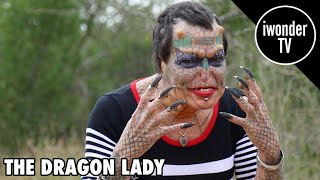 Extreme Body Art and Body Modification | The Most Modified Transsexual Woman in The World