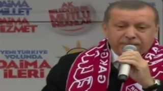 Erdoğan: Partim birinci gelmezse siyaseti bırakırım