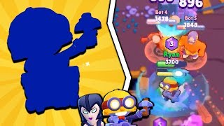 NEW BRAWLER CARL GAMEPLAY IN BRAWL STARS! & NEW UPDATE SIEGE MODE!