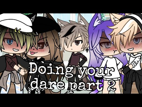 Doing Your Dare (part 2)