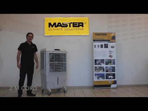 MASTER BC 80 portable air cooler