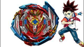 INFINITE ACHILLES Dm' 1B Epic News Aiger Back Beyblade Burst Sparking SuperKingベイブレードバースト超王