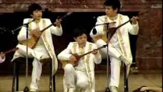 Попурри на народные казахские песни