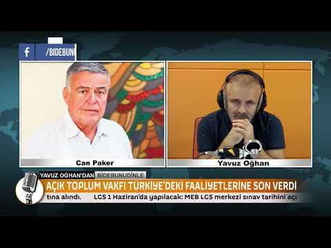 Can Paker: Osman Kavala'yı tanırım, sivil topluma meraklı biriydi