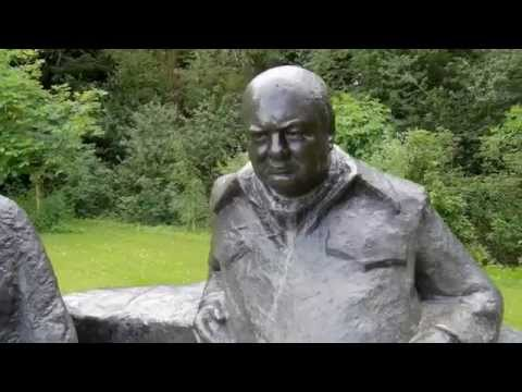 Chartwell Film Churchill's Home