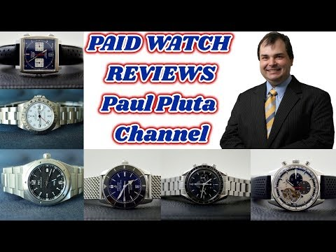 PAID WATCH REVIEWS - Brazilian Doctors needs to stop buying wrist watch garbage