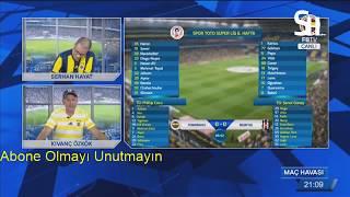 FENERBAHÇE 1-1 BEŞİKTAŞ CANLI Anlatım | FB TV